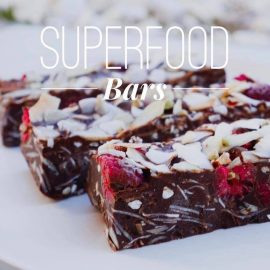 Rocky Road Superfood Bars | Rural ShEmpire